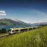 Lötschberger trein