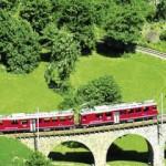 Puur Treinreizen Bernina Express