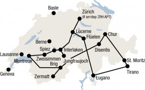 Grand Tour Zwitserland