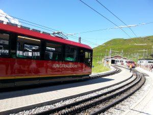 Jungfraubahn-Kleine Scheidegg station