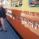Jungfraubahn-bij trein